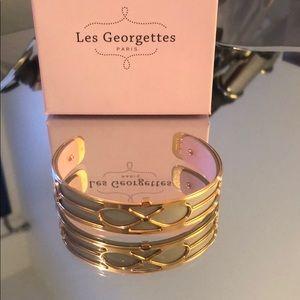 Les Georgettes reversible bracelet